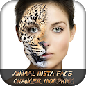 Animal Insta Face Changer Morphing icon