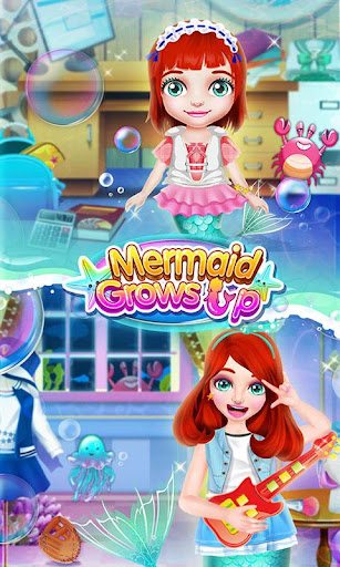 Mermaid Grows Up for PC
