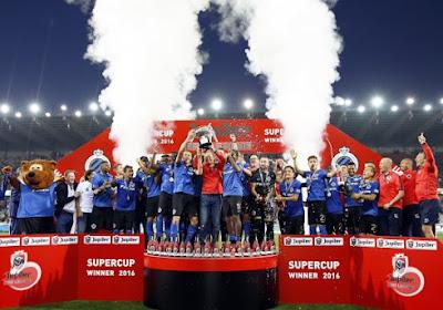 Tijd voor de Supercup! Wie pakt de eerste trofee van het Belgische voetbalseizoen?