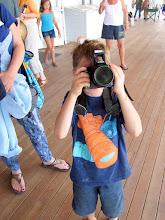 Photo: A Budding Photographer