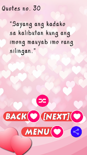 Bisaya Love Quotes - náhled