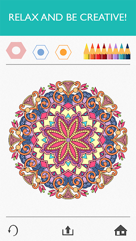android Colorfy - Coloring Book Free Screenshot 5
