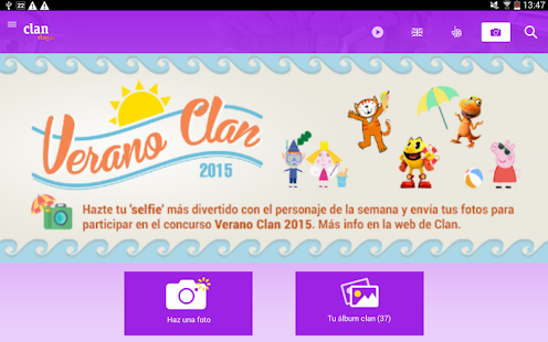 Clan RTVE- screenshot thumbnail