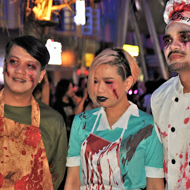 by Koh Chip Whye - Public Holidays Halloween (  )