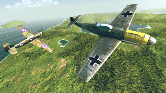 Warplanes: WW2 Dogfight [Mega Mod] 6