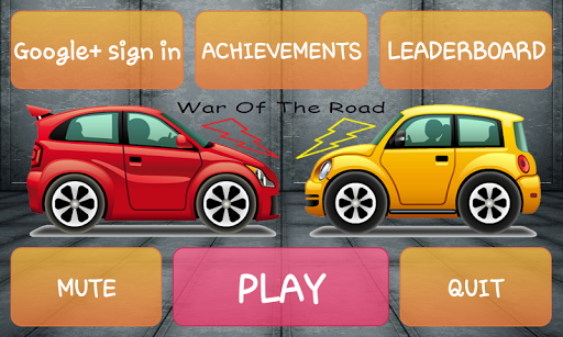 War Of The Road