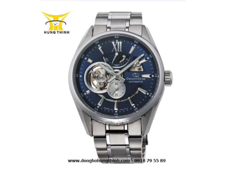 Do tính chất tinh xảo của bộ máy, người dùng nên cẩn thận khi sử dụng đồng hồ cơ (Chi tiết sản phẩm tại đây)