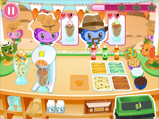 Strawberry Shortcake Ice Cream Island 1.4 screenshots 2