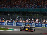Max Verstappen pakt uit met uitstekende start in eerste F1-sprintrace en vertrekt op de pole in GP van Groot-Brittanië