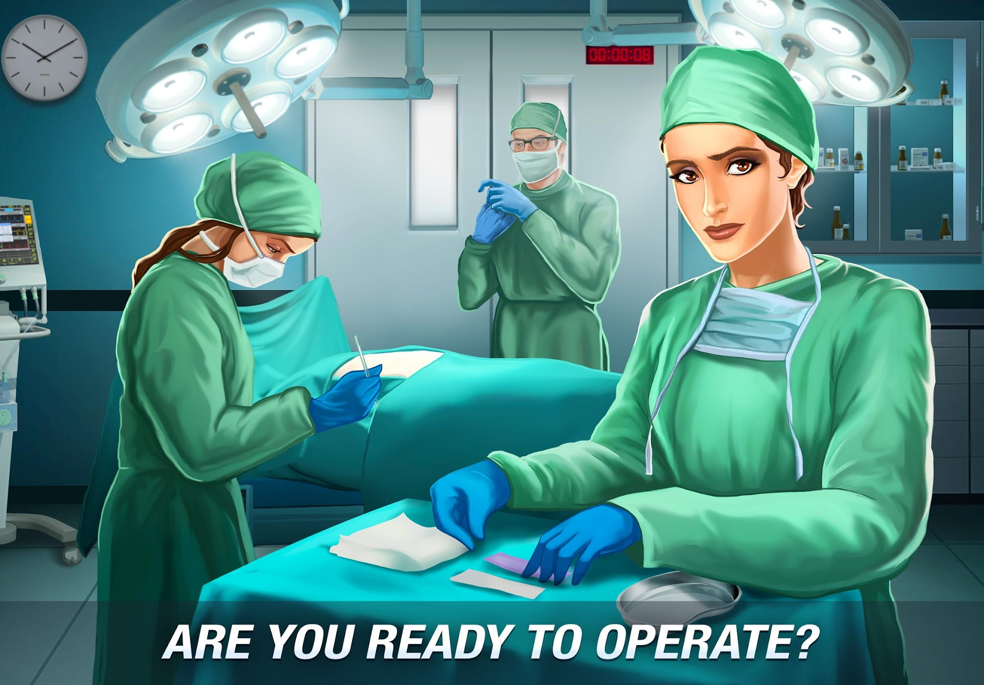 Operation Now Hospital Mod Apk (Unlimited Money) 1.26.2 Latest Version 5