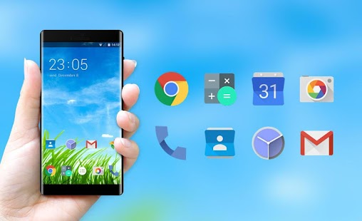 Theme for Micromax Canvas A1 AQ4502 - náhled