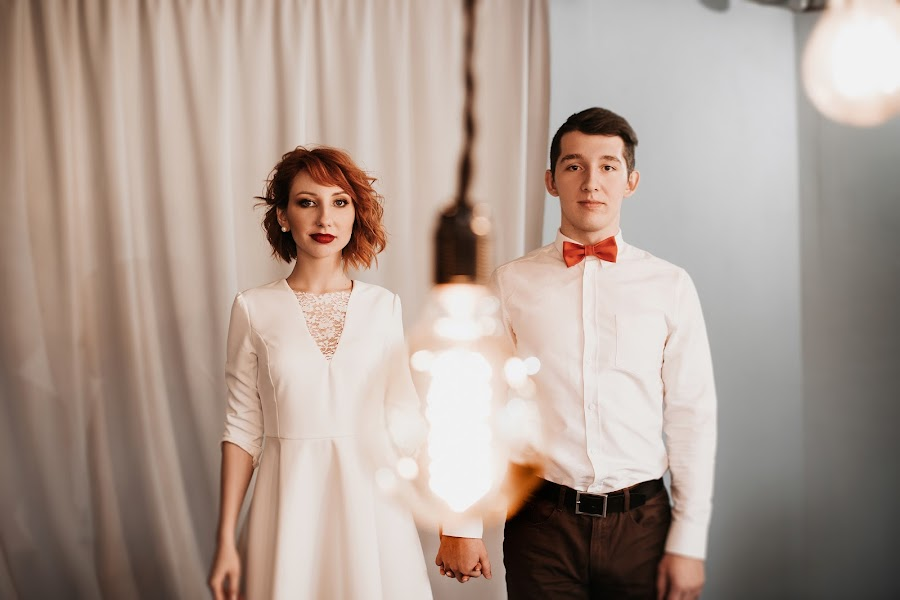 Wedding photographer Kristina Makarova (makarovakyu). Photo of 18.04.2019