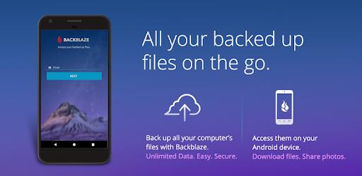 Backblaze - Apps on Google Play