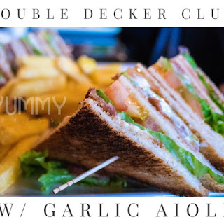 Ultimate Double-Decker Club Sandwich