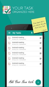 TODO LIST – Task Reminder PRO screenshot 1