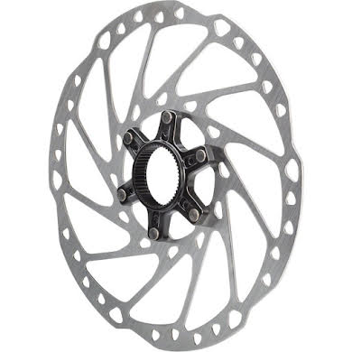 Shimano Deore RT64L 203mm Centerlock Disc Brake Rotor with External Lockring