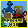 Fidget Spinner Mod for MCPE
