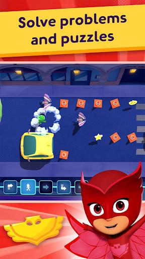 PJ Masksu2122: Hero Academy apkpoly screenshots 3