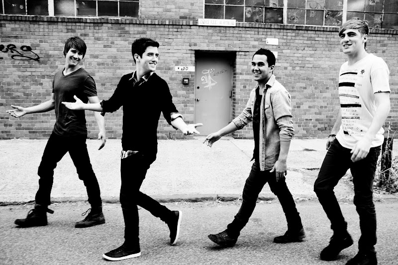 Photo: Big Time Rush: Elevate photo shoot