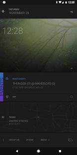 Kustom Screens 2 - náhled