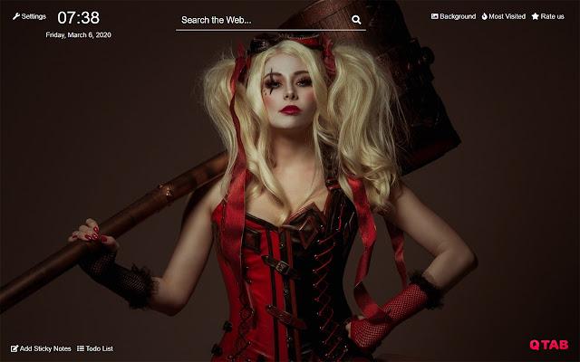 Harley Quinn Wallpaper Hd Harley Quinn Fortnite Wallpaper Hd Games 4k Wallpapers