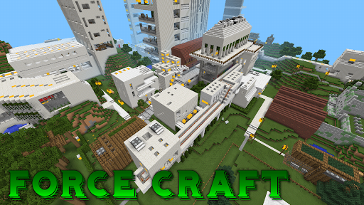 Force Craft: Survival And Creative for PC