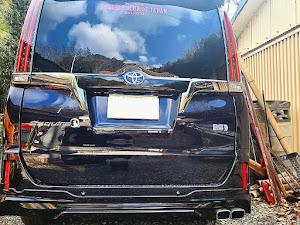 """エスクァイア ZWR80G HYBRID Gi""""Premium Package・ Black-Tailored""""のカスタム事例画像 ウララ / E.C.O.Jさんの2021年01月17日14:34の投稿"""
