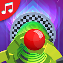 Color Stack Ball 3D: Ball Game run race 3D - Helix icon