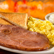 Ham & Eggs Platter