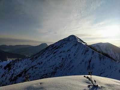 Brecherspitz-Westgipfel skitour - Mar 19