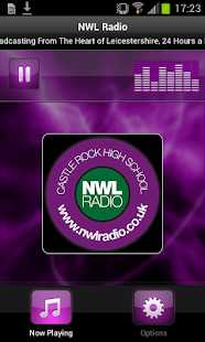 NWL Radio- screenshot thumbnail