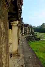 Photo: Gate of Angkor Wat