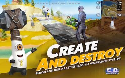 Creative Destruction Advance