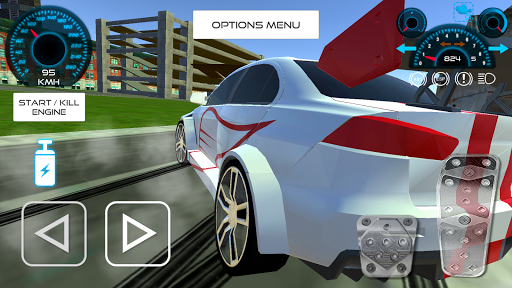Evo Lancer Drift City screenshot 8