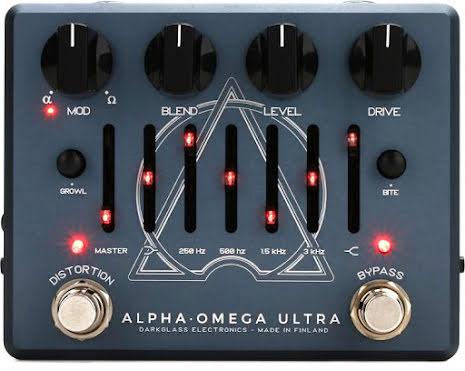 Darkglass Alpha Omega Ultra V2 AUX