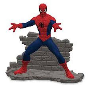 Contenido de Schleich® 21502 Spiderman