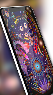 Space Pinball: Classic game Screenshot