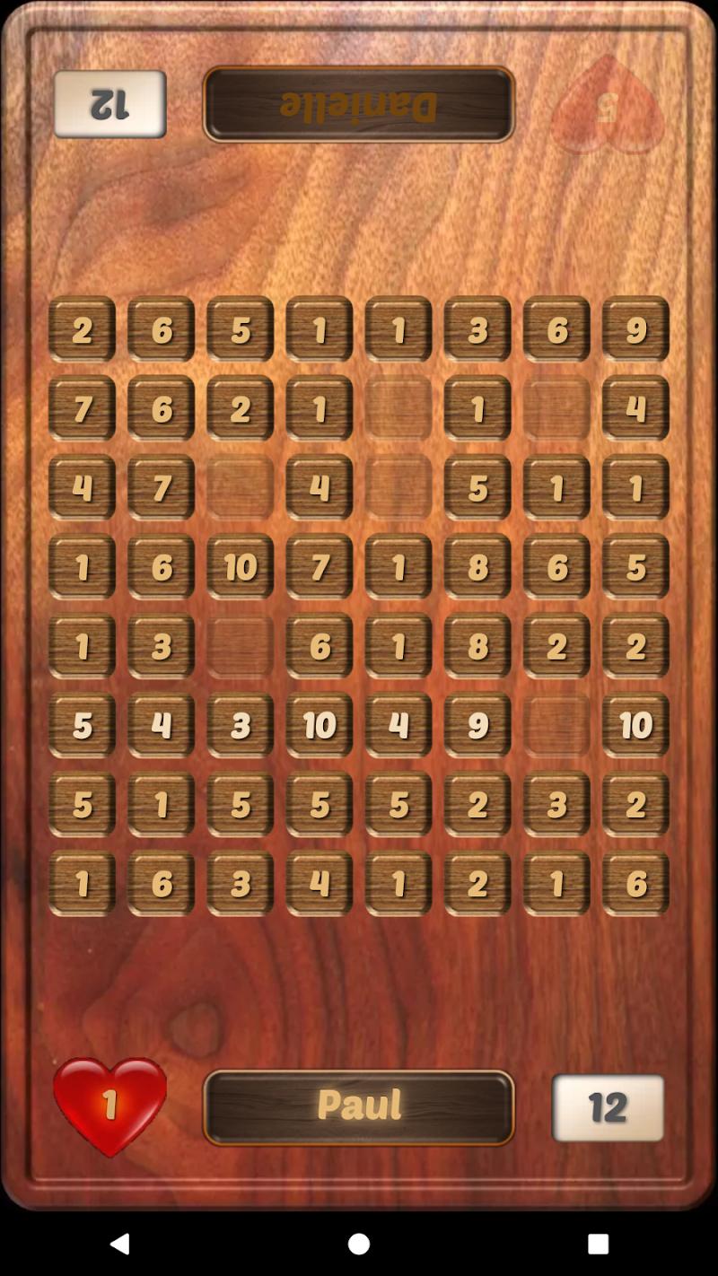 Скриншот Digital Duels -  A math challenge