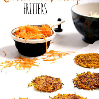 Parsnip Fritters Recipes.