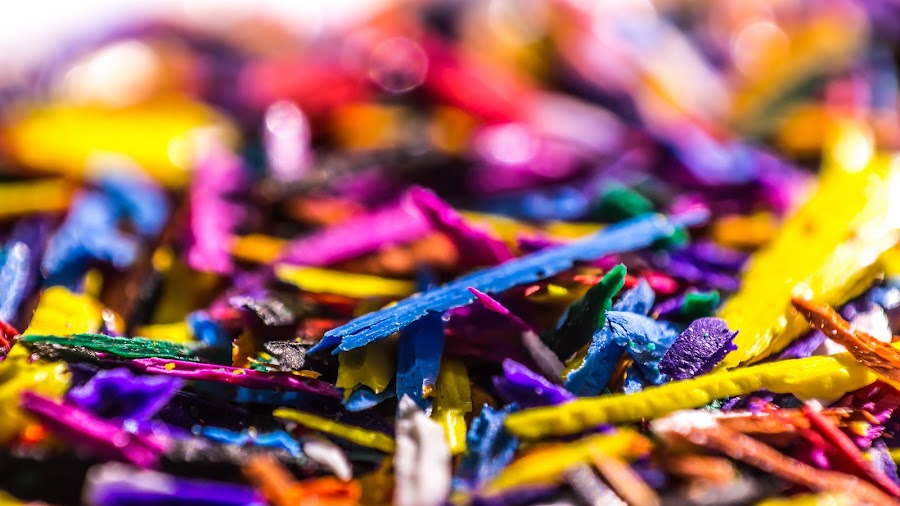 look closely to colors by Muharrem Bayraktar - Abstract Macro ( macro, color pen, color, mrm, close )
