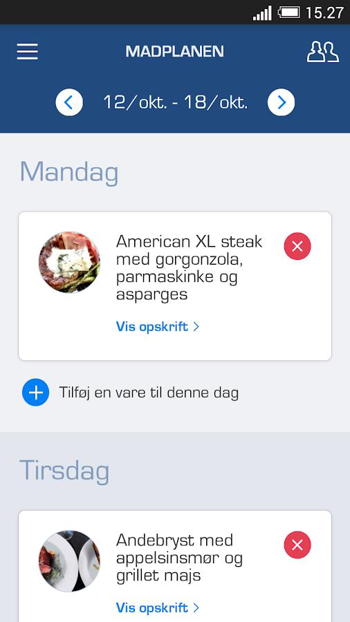 REMA 1000- screenshot