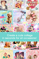Screenshot of Hello Kitty Collage