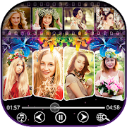 Free Flower Video Maker with Music APK for Windows 8