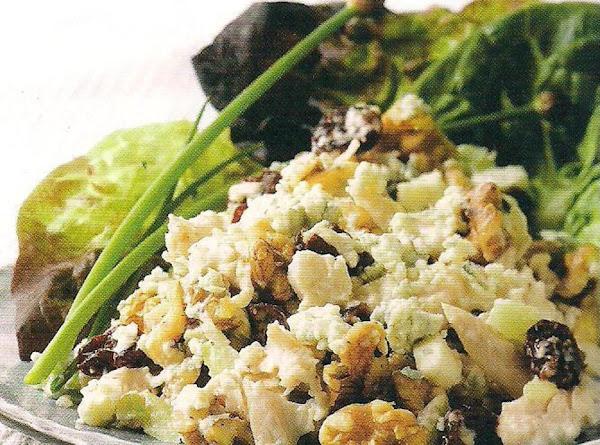 Cherry Walnut Salad Recipe