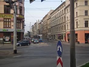 Photo: straatbeeld van zomaar ergens in het centrum