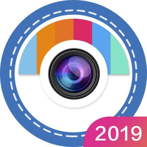 Selfie camera lite - photo edit, filter effect cam Icon
