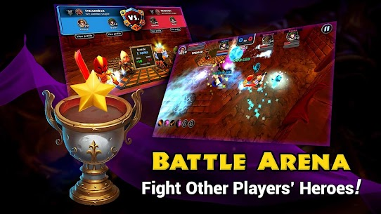 Dungeon Quest Mod Apk (Free Shopping) 15