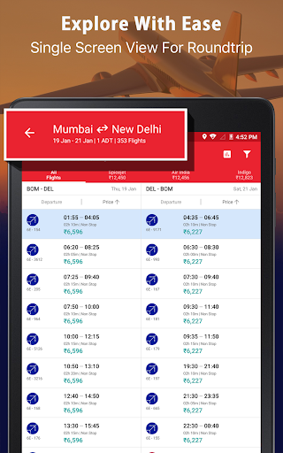 Yatra - Flights Hotels Bus IRCTC/Trains & Ola/Uber for PC