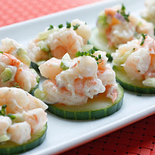 Shrimp Cucumber Recipes