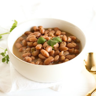 The Best Easy Pinto Beans.
